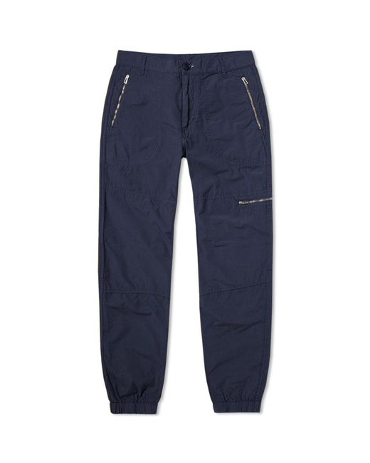 Paul Smith | Blue Paperweight Garment Dyed Utility Pant for Men | Lyst