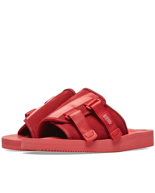 Suicoke - Red Kaws-vs for Men - Lyst