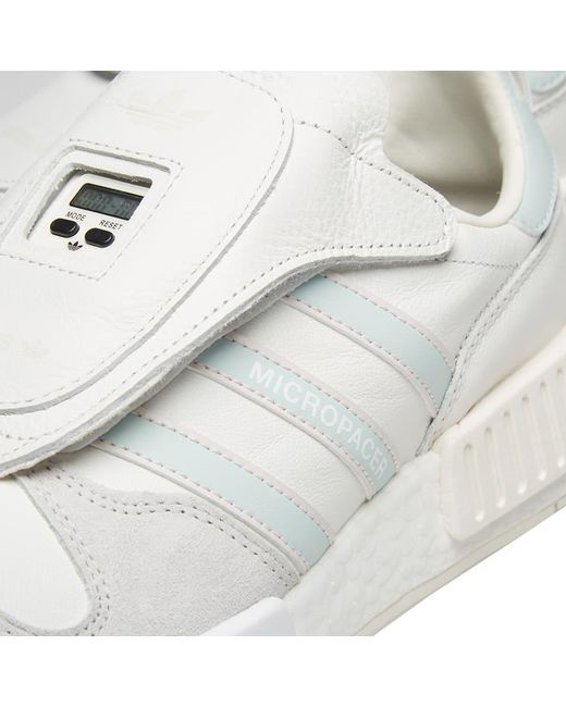 e79351f790cb ... Adidas - White Micropacer X R1 for Men - Lyst ...