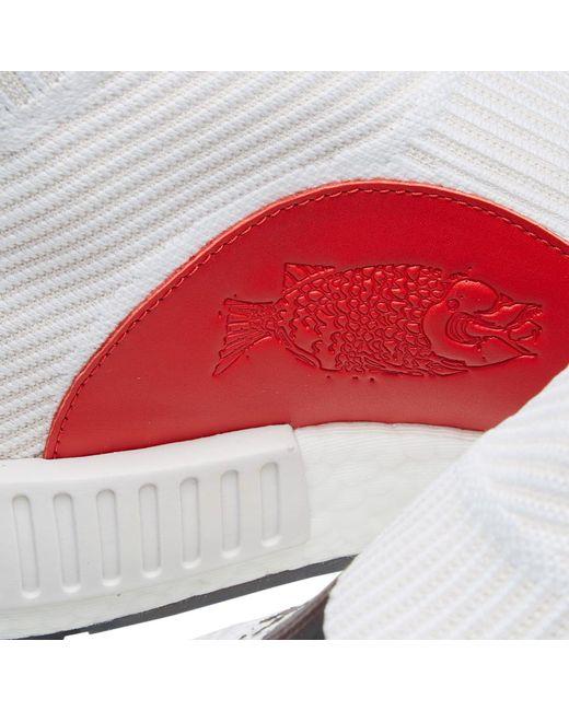 9af928102d833 ... Adidas - White Energy Nmd cs1 Pk for Men - Lyst ...