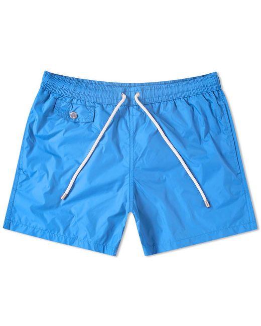 39449c959d Hartford Boxer Swim Short in Blue for Men - Save 63% - Lyst