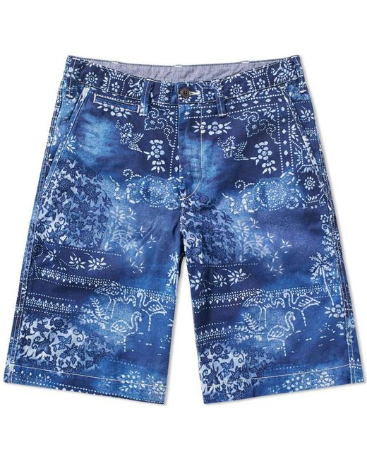 Polo Ralph Lauren - Blue Relaxed Fit Short for Men - Lyst