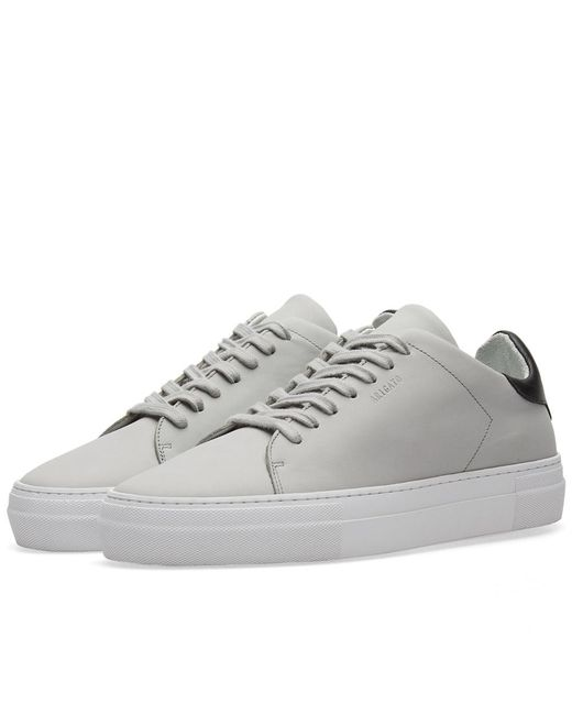 Axel Arigato - Gray Clean 360 Sneaker for Men - Lyst