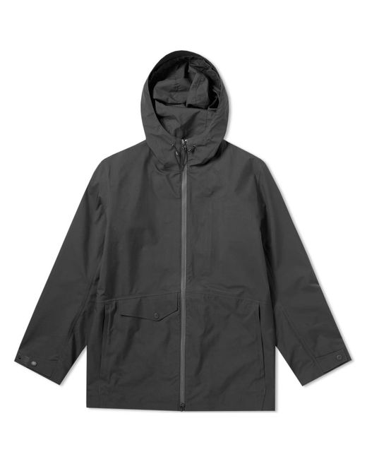 Nanamica - Black Nylon Gore-tex Cruiser Jacket for Men - Lyst