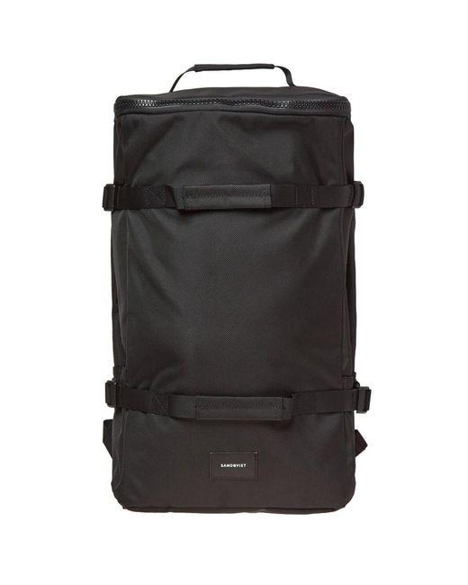 Sandqvist - Black Zack S Ballistic Backpack for Men - Lyst