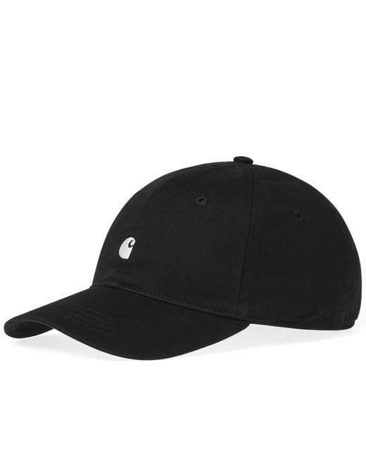 2cf9c58ed99 Carhartt WIP - Black Carhartt Madison Logo Cap for Men - Lyst ...