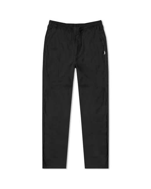3dc54bcc94 Stussy - Black Og Brushed Beach Pant for Men - Lyst ...