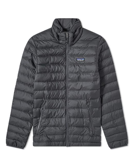 Patagonia - Gray Down Sweater Jacket for Men - Lyst