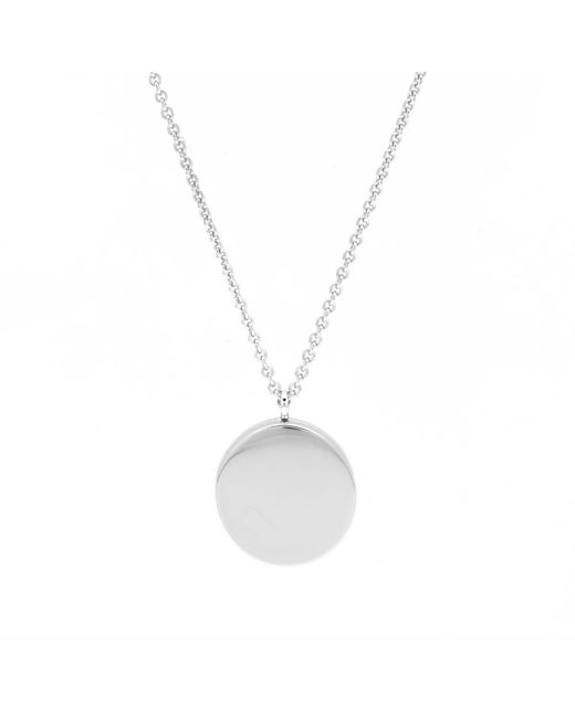 Tom Wood - Metallic Medallion Necklace for Men - Lyst