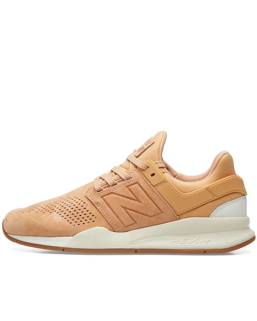 New Balance Suede Ms247gp 'flavours' in Natural for Men Lyst