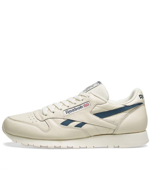 Reebok Classic Leather Perforated Lyst
