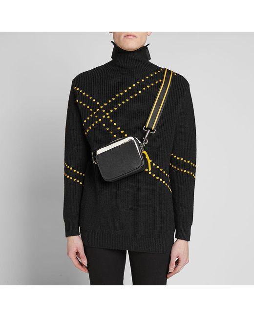 ... Givenchy - Black Mc3 Crossbody Bag for Men - Lyst ... ece2cd5863