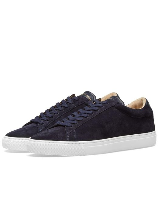 Zespà - Blue Zsp4 Hgh Sneaker for Men - Lyst