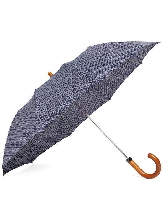 London Undercover - Blue Maple Telescopic Umbrella - Lyst