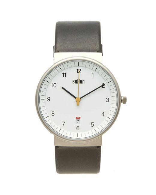 Braun - Black Bn0032 Watch for Men - Lyst
