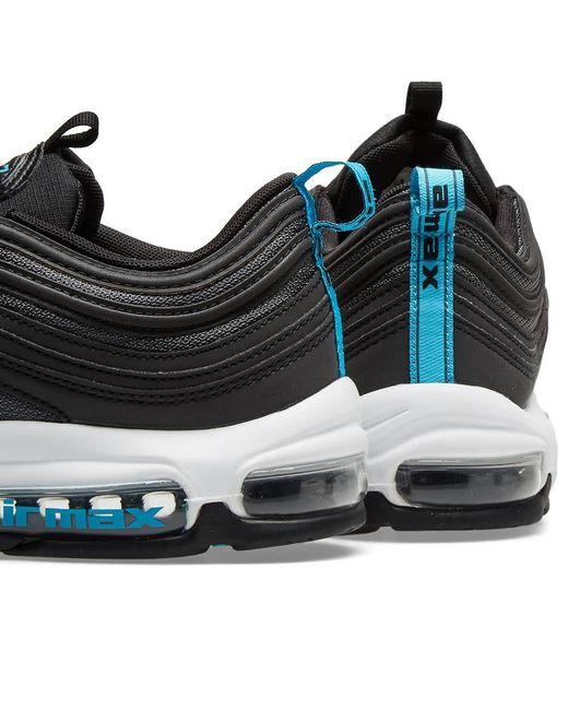 ededc6031579 ... Nike - Black Air Max 97 for Men - Lyst ...