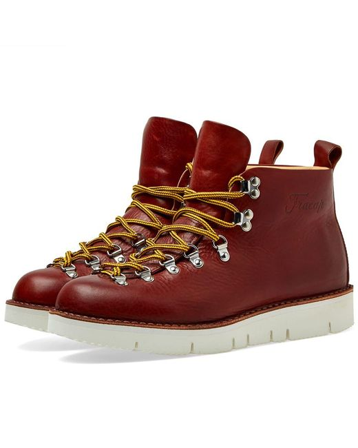 Fracap - Brown M120 Cut Vibram Sole Scarponcino Boot for Men - Lyst