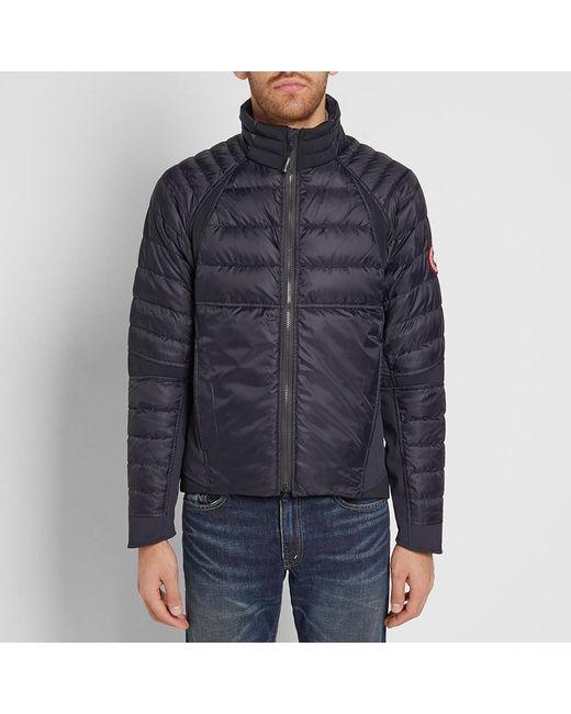 canada goose men's hybridge perren jacket