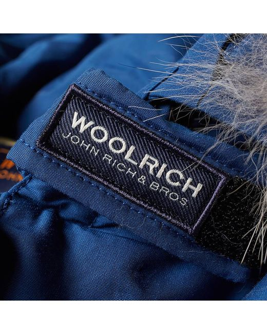 Lyst Arctic In Woolrich Men 93819530284301 Parka Save 49 Blue For r5ArpZnwt