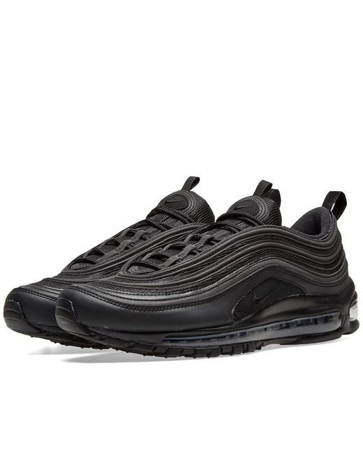lowest price 27470 6fc9c Nike - Black Air Max 97 We for Men - Lyst ...