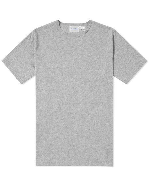 Comme des Garçons - Gray Comme Des Garcons Shirt Classic Tee for Men - Lyst