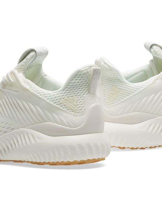 6fe1f9221f2c ... Adidas - White Alphabounce Em Undye for Men - Lyst ...