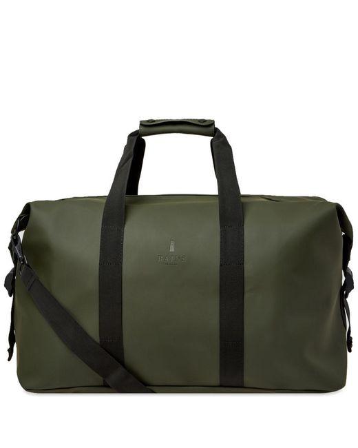 c7ffe3f540 Rains - Green Weekend Duffel Bag for Men - Lyst ...