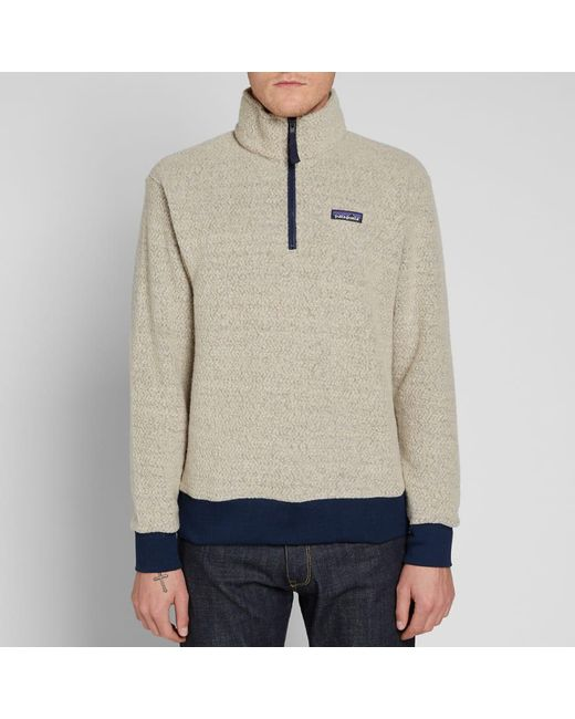 2d5e0b8f1a727 ... Patagonia - Multicolor Woolyester Pullover Fleece for Men - Lyst ...