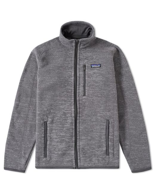 Patagonia - Gray Better Sweater Jacket for Men - Lyst