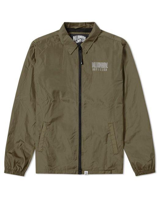 BBCICECREAM - Green Zip Coach Jacket for Men - Lyst