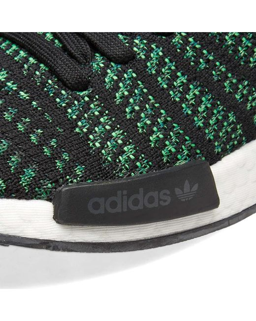 32d560173 ... Adidas - Green Nmd r1 Stlt Pk for Men - Lyst ...
