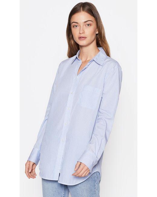 Equipment - White Kenton Cotton Shirt - Lyst