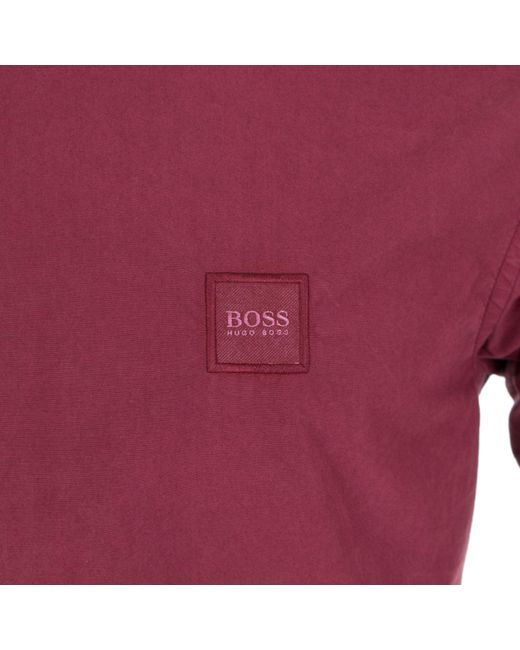 1287c9c64 ... BOSS by Hugo Boss - Multicolor Casual Mypop Shirt for Men - Lyst