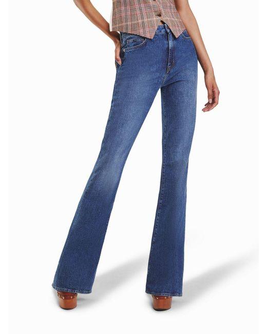 da1a09b7 Tommy Hilfiger X Zendaya Flared Jeans in Blue - Save 3% - Lyst