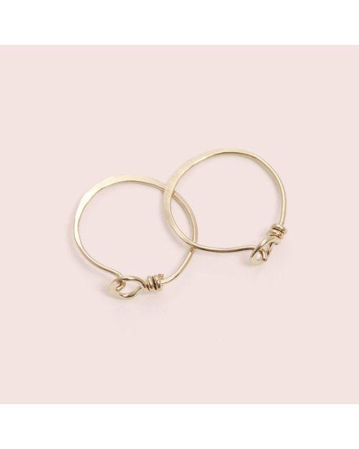 Erica Weiner | Yellow Roman Earrings | Lyst