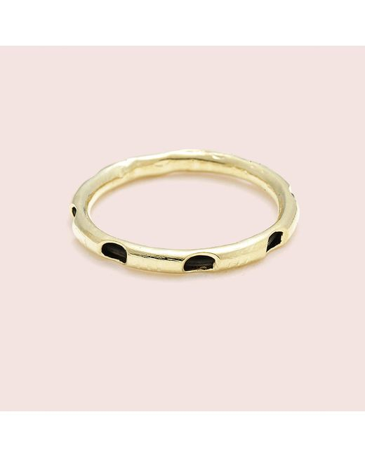 Erica Weiner | Metallic Elephant Hair Ring | Lyst