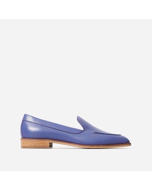 Everlane - Purple The Modern Loafer - Lyst