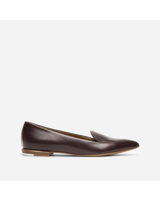 Everlane - Brown The Modern Point - Lyst