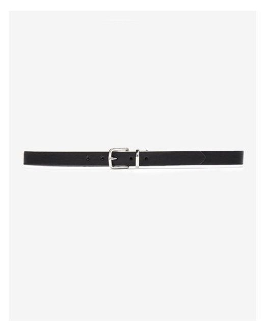 Express | Black Metal Keeper Belt | Lyst