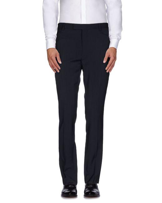 Lanvin | Blue Zipped Jogger Pants for Men | Lyst