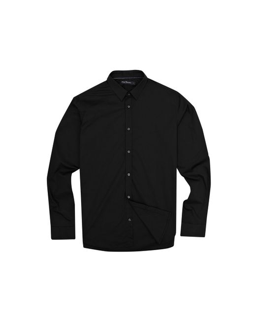 French Connection | Black Formal Cotton Shirt for Men | Lyst