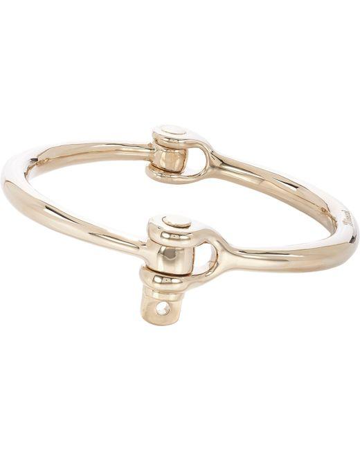 Miansai Reeve Cuff Bracelet In Gold For Men Lyst