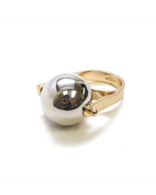 noir jewelry spinning ring in gold lyst
