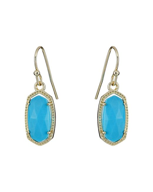 Kendra Scott | Metallic Lee Earring | Lyst