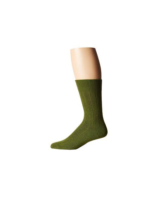 Falke | Green Lhasa Rib Sock for Men | Lyst