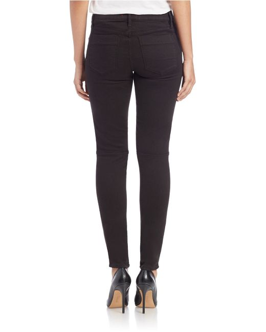 Sanctuary | Black Ace Utility Skinny Jeans | Lyst