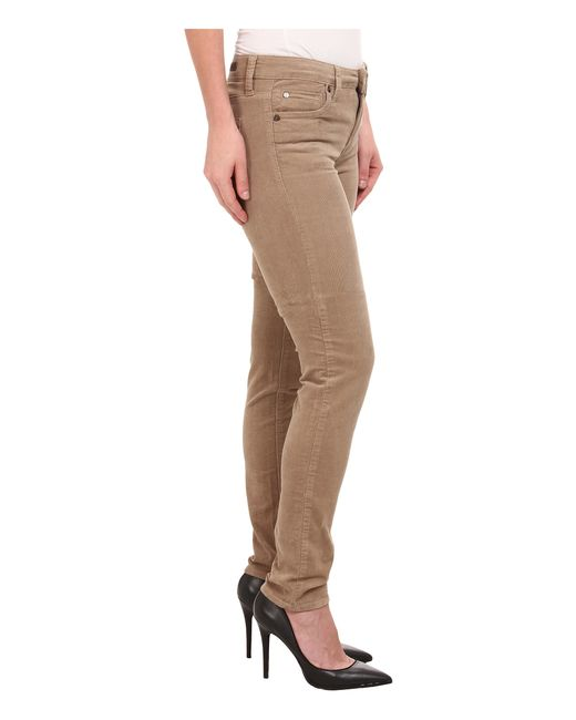 Kut From The Kloth | Natural Diana Cord Skinny Jean | Lyst