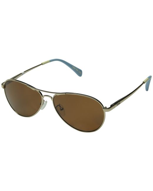 TOMS | Metallic Kilgore Polarized | Lyst