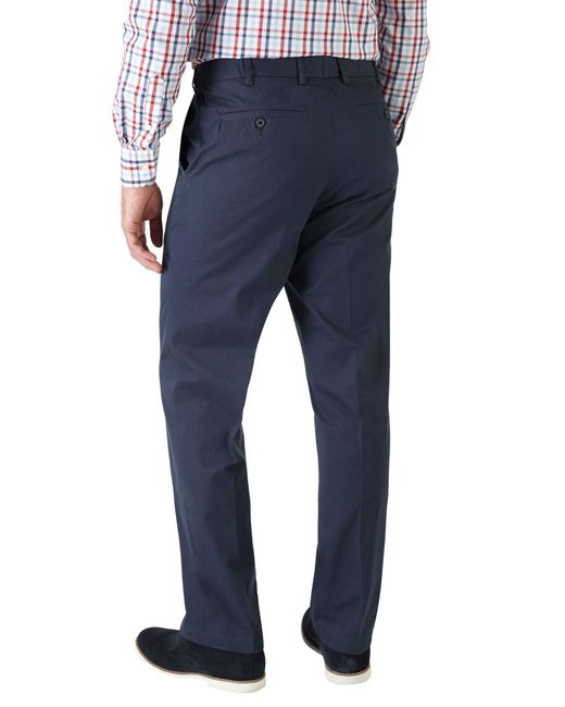 Skopes | Blue Padstow Loose Fit Chino for Men | Lyst