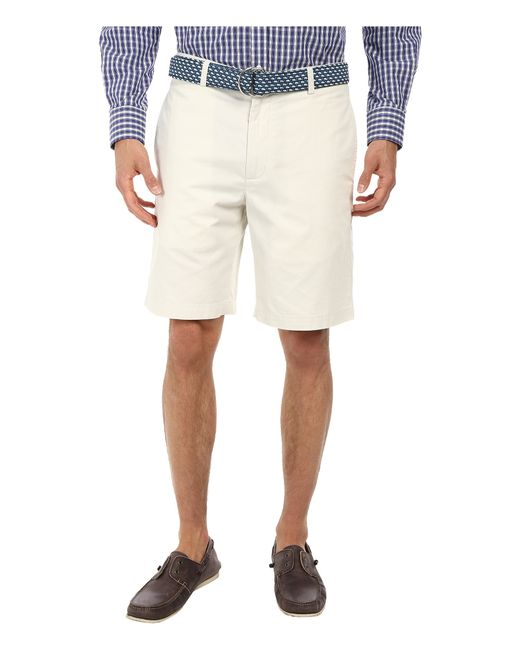 "Vineyard Vines | Natural 9"" Classic Summer Club Shorts for Men | Lyst"